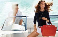 Michael Kors Spring 2014 Ad Campaign | Tom & Lorenzo Fabulous & Opinionated