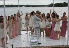 Steve + Kristin | Absolutely Fitting | Suit | Tuxedo | Orlando, FL | Groom | Bride | Groomsmen