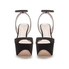 COMBINED WEDGE - Shoes - Woman | ZARA United States