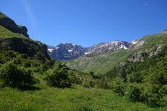 Entrada al valle de La Ripera