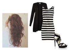 """""""#272"""" by queen-of-life ❤ liked on Polyvore featuring Monsoon and Hervé Léger"""