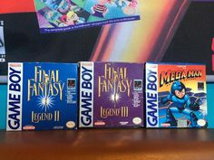 By katselvania: I was tagged by @acartridgegamer to show my top 3 non first party Gameboy games - here they are!!! @kida467 @johnny_iucci  I want to see your picks!! #gameboy #nintendo #retrogaming #retrogames #retrogamer #retrocollective #gamer #gamergirl #gameroom #games #gaming #collector #collection #videogame #videogames #videogamecollection #ninstagram #finalfantasy #finalfantasylegends #megaman #drwilysrevenge #retrogaming #microhobbit