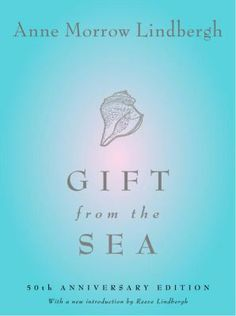 Gift from the Sea by Anne Morrow Lindbergh: A mother of five, an acclaimed writer and a pioneering aviator, Lindbergh casts an unsentimental eye on the trappings of modernity that threaten to overwhelm us: the time-saving gadgets that complicate rather than simplify, the multiple commitments that take us from our families. And by recording her thoughts during a brief escape from everyday demands, she helps readers find a space for contemplation and creativity within their own lives.