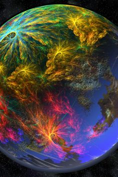 Sacred Nature - our beautiful small world.