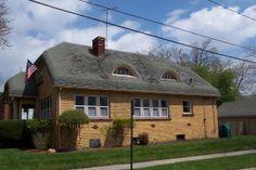 Roofing Repair - Before