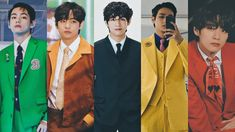 Taehyung, Blazer, Bts Edits, Fashion, Moda, Fashion Styles, Blazers, Fashion Illustrations