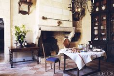 www.thisisglamorous.com | Interior Designer : Coorengel and Calvagrac | Flickr - Photo Sharing!  I love this room!