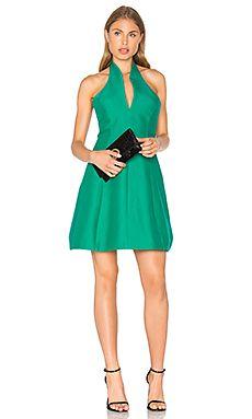 Organic Notch Neck Dress
