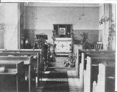 Harvest Festival at the English Church, Hughesovka (now Donetsk, Ukraine), c. 1904