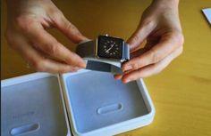 First Apple Watch Unboxing Video / TechNews24h.com