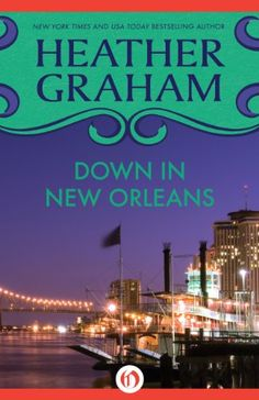Todays Kindle Romance Daily Deal is Down in New Orleans ($1.99), a romantic suspense novel by national and New York Times bestselling author Heather Graham [Open Road]. Id snap it up, if it werent already in my library.