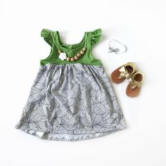 Be Loved Handmade - I will NEED this dress style. Earthy, Paisley, Kids Outfits, The Selection, Rompers, Summer Dresses, Kids Clothing, Instagram Posts, Green