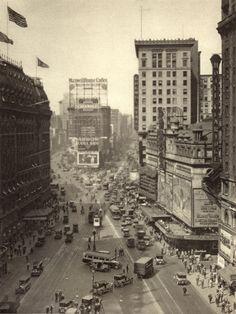 new york 1920's.