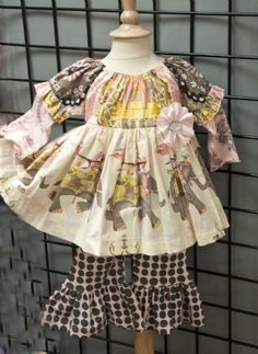 41 best shabby chic little girl clothes images baby clothes girl rh pinterest com