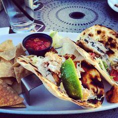 Photo by tourismsurrey - Nothing fishy about these #fish tacos! #surreyrestaurantweek #dinesurrey