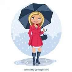 Woman-under-the-rain - Freepik-People-Pin-68