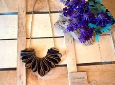 handmade necklace design by Officina15