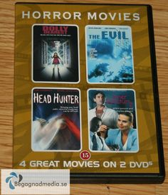 #Horror#Movies#Dvd