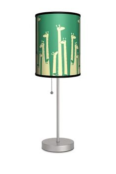 """Featured Artists: Budi Kwan """"Such a Great Height"""" Sport Silver Lamp on HauteLook"""