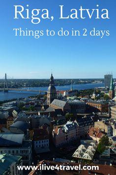 Riga Latvia Things to do in 2 days
