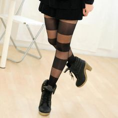 59 Seconds  Striped Tights