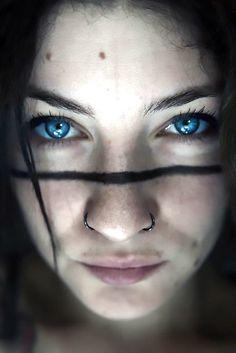 maori tattoos and their meanings Face Tattoos For Men, Girl Face Tattoo, Facial Tattoos, Weird Tattoos, Line Tattoos, Body Art Tattoos, Tattoos For Guys, Maori Tattoos, Face Tats