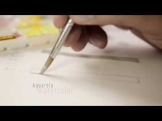 Técnicas e dicas de pastel seco - YouTube Art Supplies, Youtube, Drybrush, Chalk Painting, Chalk Pastels, Tips, Pen And Wash, Drawings, Pastries