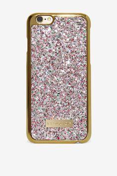 Skinnydip London Glitter Fest iPhone 6 Case