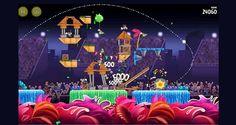 Ήρθαν τα Angry Birds Rio for Windows Phone - imonline