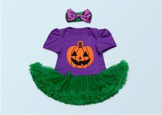 Discount Pumpkin Tutu Dress | 2016 Pumpkin Tutu Dress on Sale at ...