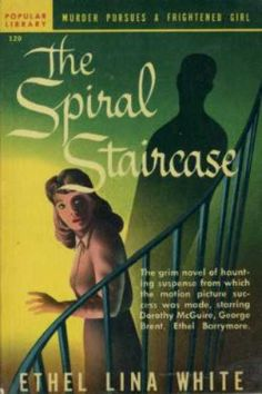 Popular Library - Spiral Staircase - Ethel Lina White