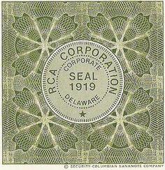 rca 1919