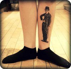 Chaplin... Encantador.
