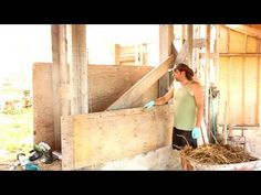 Riverstone Studios Straw Light Clay Building How To straw slip with wire mesh