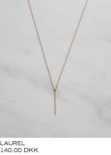 Moss Copenhagen // Necklace