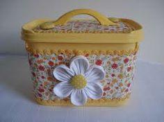 Pote de sorvete Ice Cream Containers, Coffee Container, Hat Boxes, Pretty Box, Tin, Mason Jars, Decorative Boxes, Lunch Box, Arts And Crafts