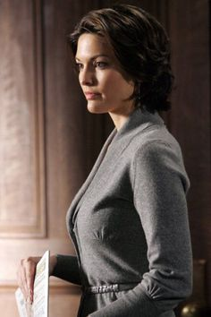 Alana de la Garza as A.D.A. Connie Rubirosa in Law & Order (2006-2010) and Deputy D.A. Connie Rubirosa in Law & Order: LA (2011)