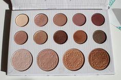Recensione e swatches della Carli Bybel palette online nel mio blog