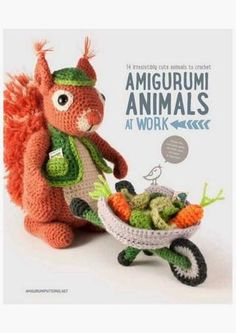 Amigurumi animals at work files