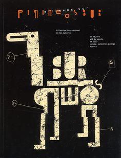 Cartel Pirineos Sur 2003 (edicion XII)