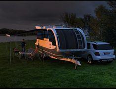 Camper & Hausboot in EINEM!