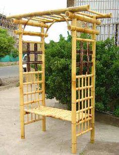 Seated Bamboo Arbor