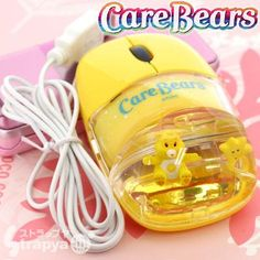 new top cool high technology latest computer gadgets care bears optical mouse Care Bears Optical Mouse
