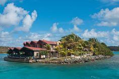 Saba Rock, One of the best kept secrets in the British Virgin Islands