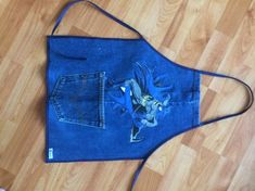 Barneforkle Apron, Jeans, Fashion, Moda, Fashion Styles, Fashion Illustrations, Denim, Aprons, Denim Pants