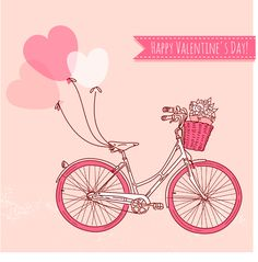 Hand drawn Valentine Decoration vector Illustration 01 - Vector Festival free download