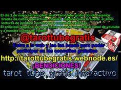 """Tarot del amor interactivo en directo """"Tarot tube gratis"""""""
