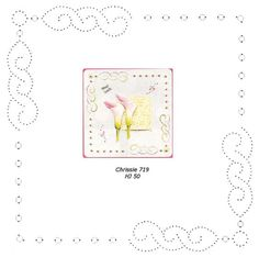 Embroidery Cards, Embroidery Patterns, Hand Embroidery, Card Patterns, Stitch Patterns, Sewing Cards, Parchment Craft, Edge Stitch, 3d Cards