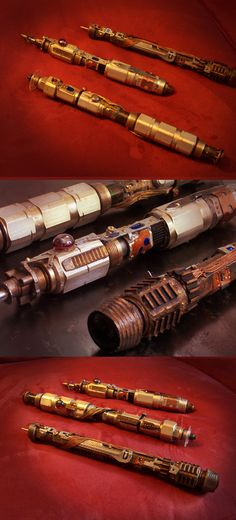 steampunk sonic screwdriver doctor who