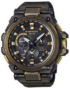Casio G-Shock Musta/Muovi mm G Shock Watches Mens, Sport Watches, Cool Watches, Men's Watches, Casual Watches, Casio Vintage, Luxury Watches For Men, Watch Brands, Casio Watch